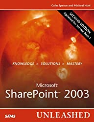 Microsoft SharePoint 2003 Unleashed 2nd Edition