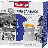 Malongo - Espresso Cuba Santiago 104G - Lot De 3 - Prix Du Lot - Livraison Rapide En France Métropolitaine Sous 3 Jours Ouverts