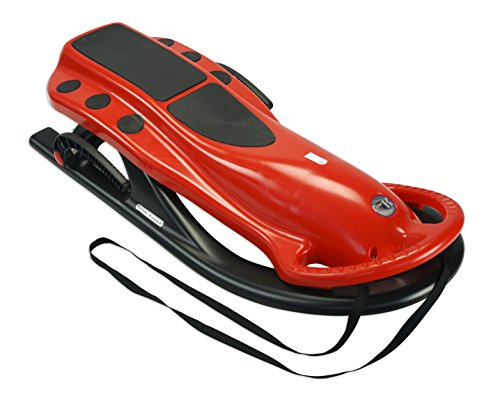 KHW Luge en plastique Snow Speed 117 cm