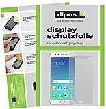 dipos I 2X Schutzfolie matt passend für Oppo F3 Plus Folie Bildschirmschutzfolie
