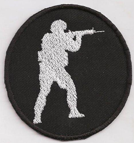 Preisvergleich Produktbild Counterstrike SNIPER Go global offensive CTU Counter Terrorist Unit Aufnäher