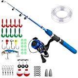 Fishing Pole For Kids Review and Comparison
