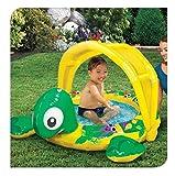 Banzai Jr. 84020 Shady Time Schildkröten-Pool, Mehrfarbig