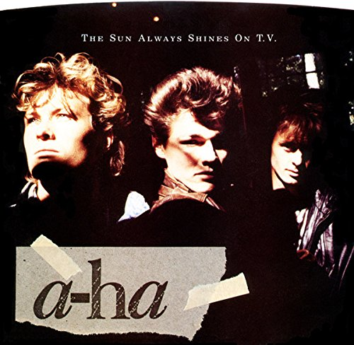 Sun always shines on t.v. (Ext. Version by Steve Thompson, 1985) [Vinyl Single] Ext Tv