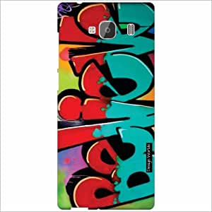 Design Worlds Redmi 2 Prime Back Cover Designer Case and Covers