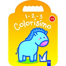 1-2-3 Colorísimo. Poni