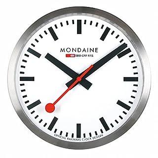Mondaine - A990.Clock.16SBB - Montre Homme - Quartz Analogique (B000WFBC6E)   Amazon price tracker / tracking, Amazon price history charts, Amazon price watches, Amazon price drop alerts