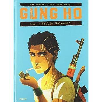 GUNG HO PACK T01 + T02 OFFERT POUR SORTIE DU T04 CANAL BD