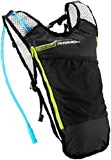 Generic 5L Hydration Pack Water Backpack Climbing Cycling Bladder Bag
