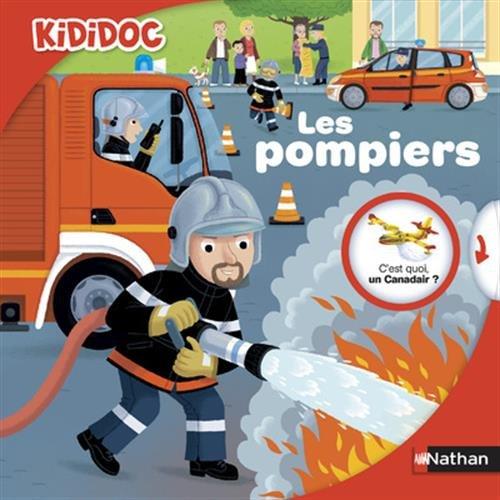 Les pompiers (28) par Isabelle Chatellard