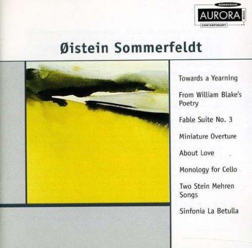 Øystein Sommerfeldt : Symfoni/Sanger/Klaverkons