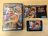 Alien storm - Megadrive - PAL [Sega Megadrive].