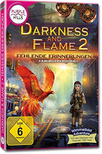 Darkness und Flame 2 - Fehlende Erinnerungen Sammler-Edition [Windows 7/8/10]