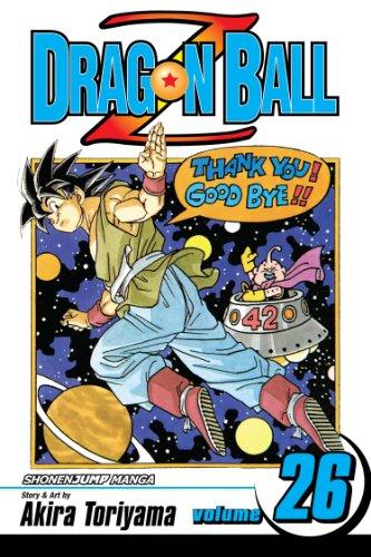 Dragon Ball Z, Vol. 26: Goodbye, Dragon World (English Edition ...