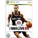 NBA Live 09 - [Xbox 360]
