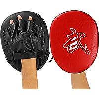 1pcs Punch Mitts adecuado para el boxeo, MMA, boxeo tailandés, Kickboxing, Boxercise, Karate, Taekwondo, Krav Maga, Wing Chun Otras artes marciales
