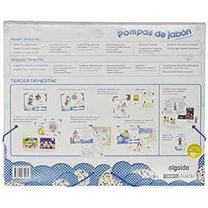 Pompas de jabón 4 años. 3º trimestre. Proyecto Educación Infantil 2º ciclo
