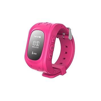 Gps Positioning Smart Watch For Kids Anti Lost Pedometer Children Locator Tracker Wrist Watch For