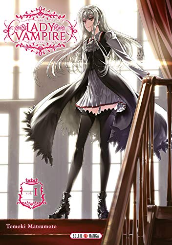 Lady Vampire Edition simple Tome 1
