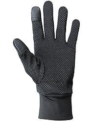 Gants de sport légers Gants de course WARM UP de Alpidex Unisexe Nordic Walking pour Femme Dames et Hommes Gentlemen Gants tactiles pour Smartphones