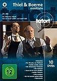 Tatort Münster - Thiel und Boerne ermitteln Fall 21-30 [10 DVDs]