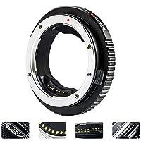 VILTROX EF-GFX - Adaptador de Montura para Objetivos Canon EF Eh-S, para...