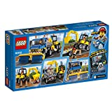 LEGO 60152 City Great Vehicles Sweeper and Excavator Building Toy, 5-12 Years