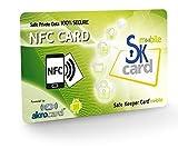 Tarjeta NFC Password Manager y Control Parental para móviles y tablets ANDROID con tecnologia NFC. Galaxy, Huawei, LG Nexus, Motorola, Xperia. OFERTA PRIME DAY!