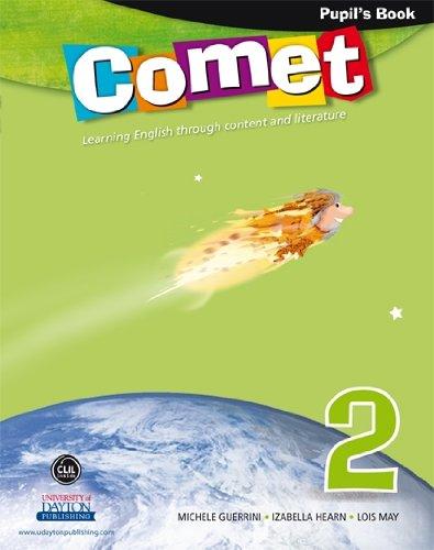Comet. 2 Primary. Pupil's book - 9786074931303