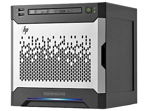 HPE MicroServer G8 i3-3240 (3.4GHz 2C) 4GB 12800R