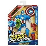 Hasbro A6825EU4 - Marvel Super Hero Mashers 6'' Figuren, Sortiert
