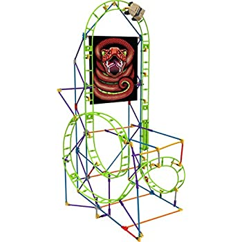 k nex amazin 8 roller coaster instructions