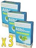 Alibi - Alibi pocket Assainit durablement l'haleine Pour une haleine PURE et SÛRE -...