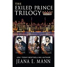 The Exiled Prince Trilogy: Books 1- 3 (English Edition)