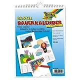 Bastel-Dauerkalender zum Selbstgestalten, DIN A4 [Spielzeug]