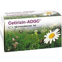Cetirizin-ADGC 100 stk - preisvergleich