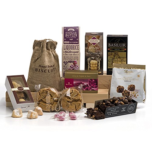 Hay Hampers Afternoon Tea Hamper Gift - FREE UK Delivery