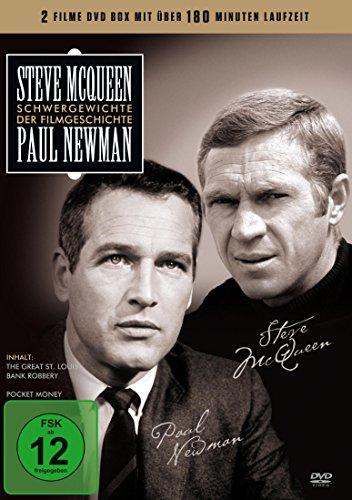 Schwergewichte der Filmgeschichte: Steve McQueen & Paul Newman