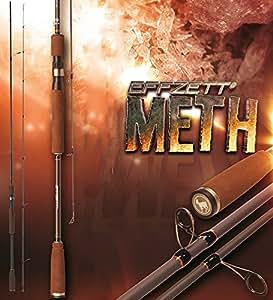 DAM Effzett METH Casting, 2.10m / 6.89 ft, 15-34g / 0,53-1,20 oz - Canne baitcasting + 1 K-DON leurre plastique souple gratuitement