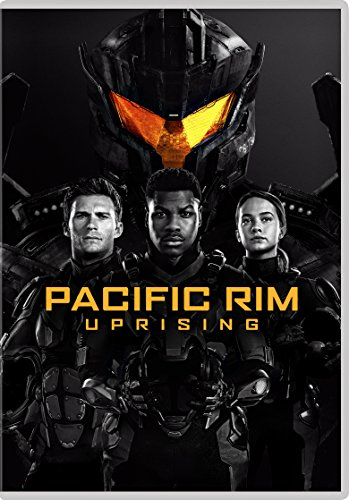 Pacific Rim Uprising (DVD Plus Digital Download)