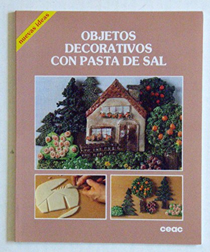 Descargar Libro Objetos decorativos con pasta de sal de Unknown