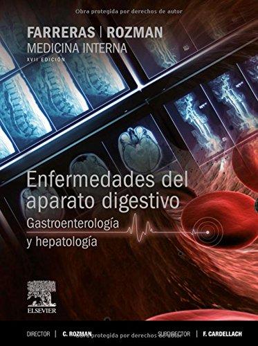 Enfermedades del aparato digestivo : gastroenterología y hepatología
