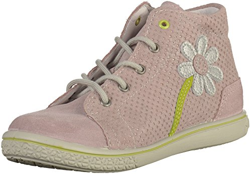 Ricosta Lissi, Sneakers basses fille Rose