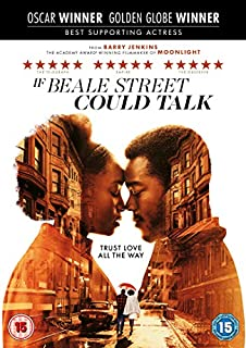 DVD1 - If Beale Street Could Talk (1 DVD)