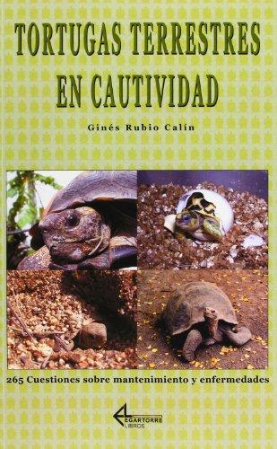 Tortugas Terrestres En Cautividad