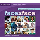 face2face for Spanish Speakers Upper Intermediate Class Audio CDs (3)