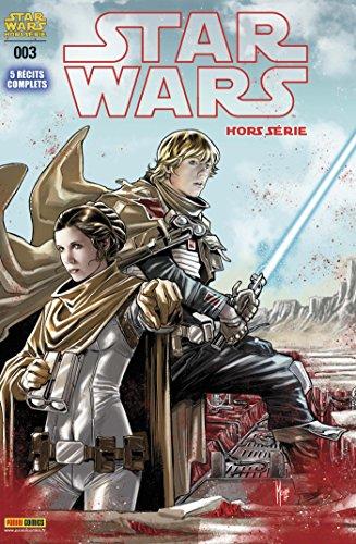 Star Wars HS nº3 (Couverture 1/2) par Kieron Gillen