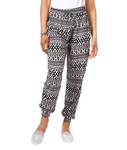 4881-blkcrm-ml-pantalon-sarouel-imprime-ethnique-noir-cremem-l