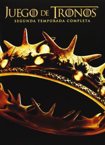 Juego De Tronos - Temporada 2 [DVD]