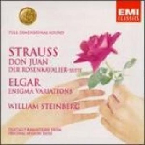 Don Juan / Enigma Variations [Import anglais]